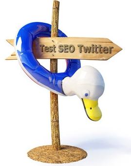SEO, mots-clés et Twiter