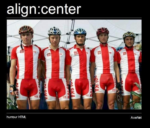 align:center
