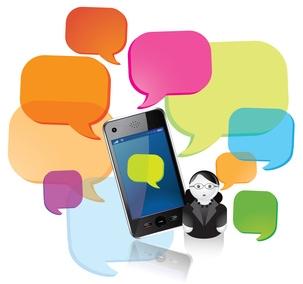 Réseaux sociaux et smartphones