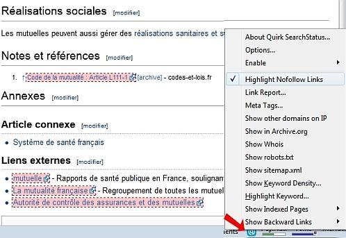 search-status