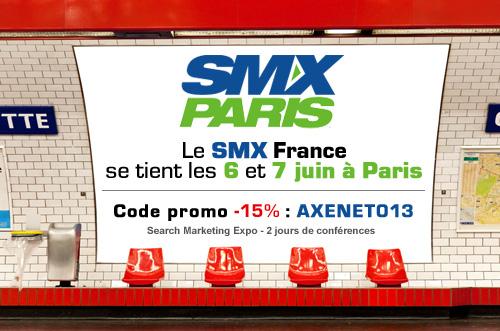 SMX Paris 2017 : programme + code réduction -15%