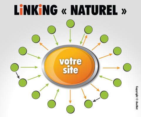 Linking naturel