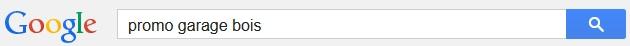 La recherche Google