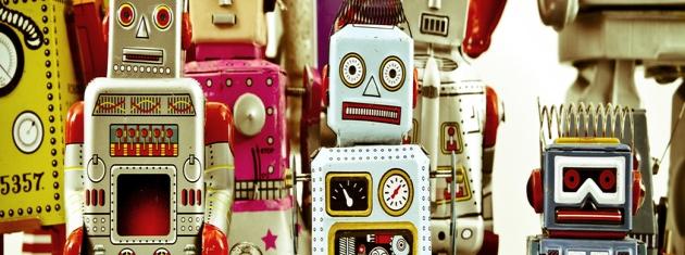 Parlons aux robots