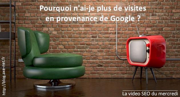 Plus de visites google