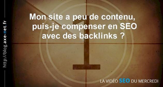 backlinks ou contenu
