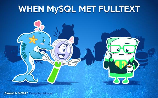 Recherche & Pertinence avec MySQL & FULLTEXT - InnoDB